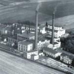 Papierfabrik Fockendorf um 1925