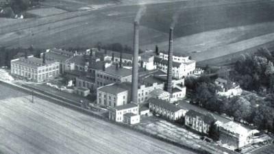 Chronik der Papierfabrik Fockendorf